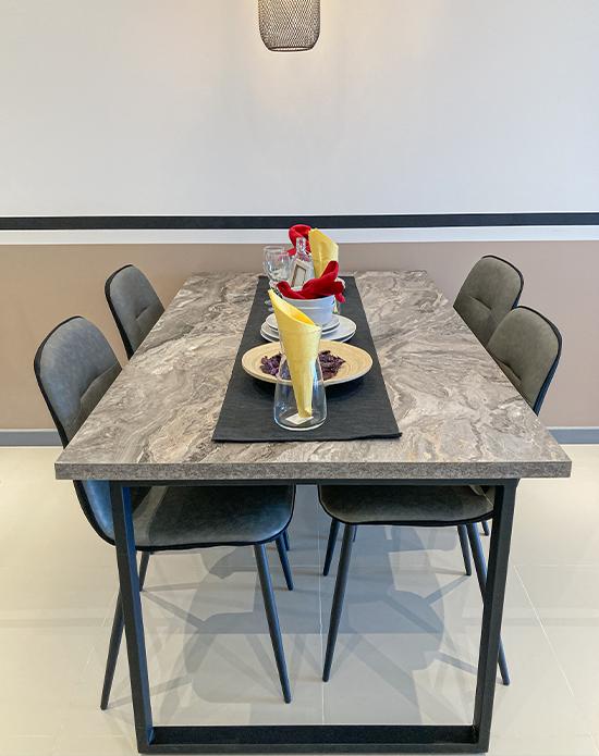 Metallon A05 Dining Table