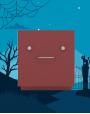 Halloween theme Cubrick Storage Box