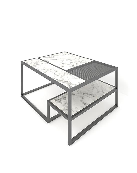 Metallon A800 Coffee Table