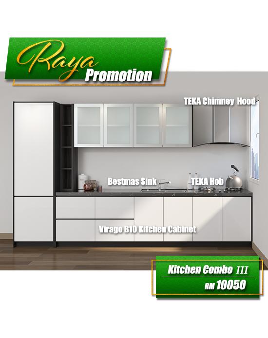 Kitchen Combo III