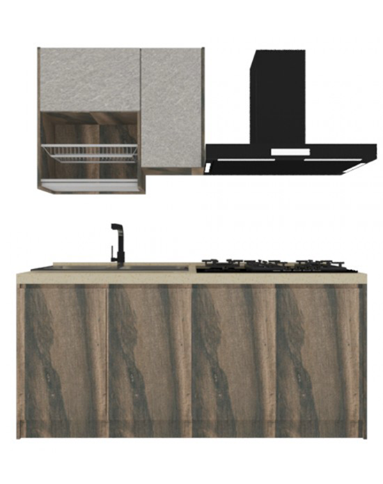Rêveuse i6 Kitchen Cabinet