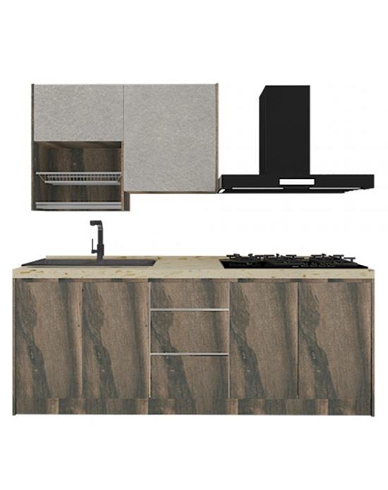 Rêveuse i7 Kitchen Cabinet