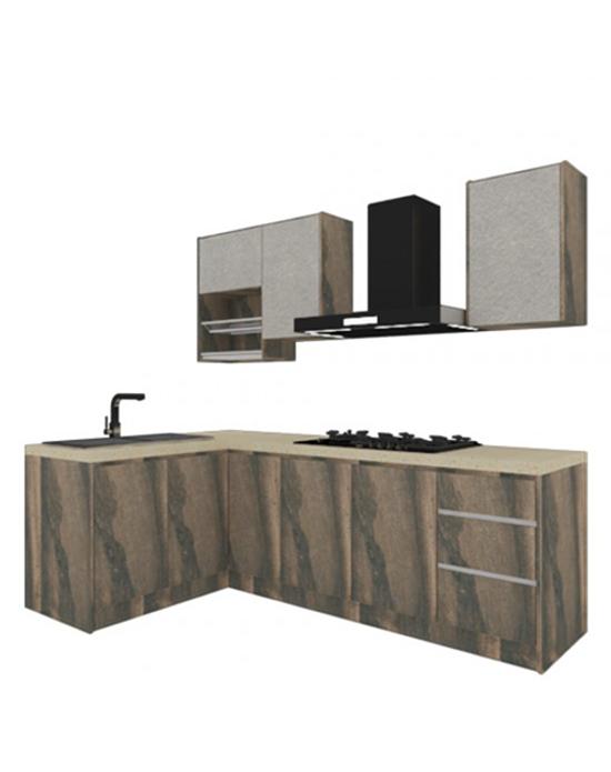 Rêveuse L8 Kitchen Cabinet