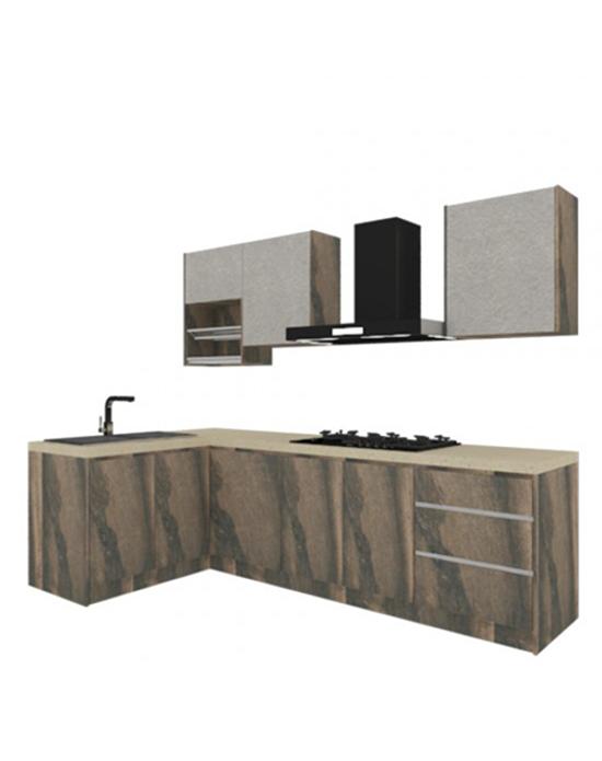 Rêveuse L9 Kitchen Cabinet
