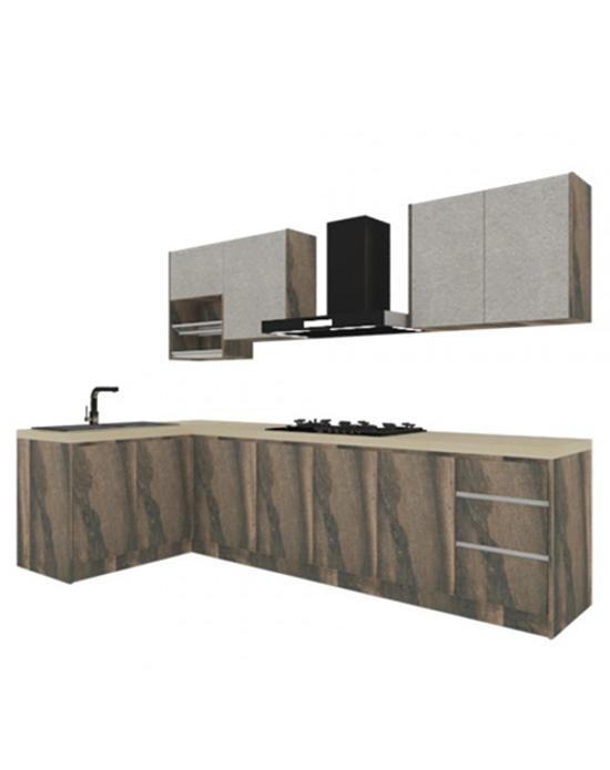 Rêveuse L10 Kitchen Cabinet