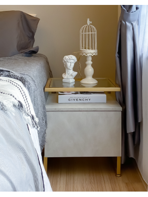 Glamorold A450 Side Table